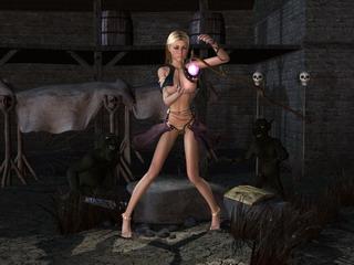 hentai warrior nude