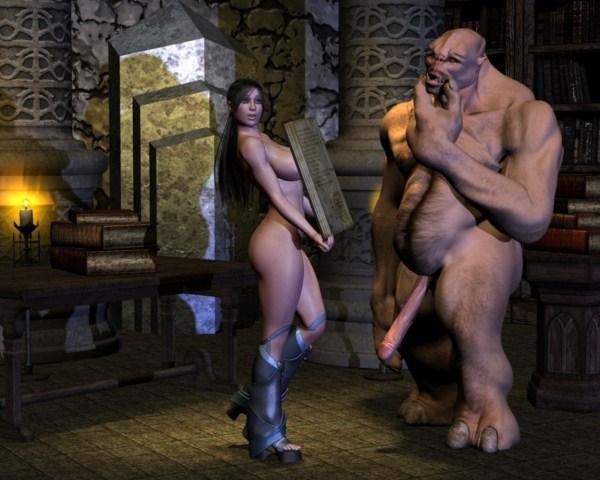 игры порно бесплатно монстры и девушки