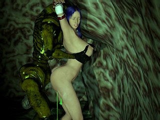 free 3d alien sex
