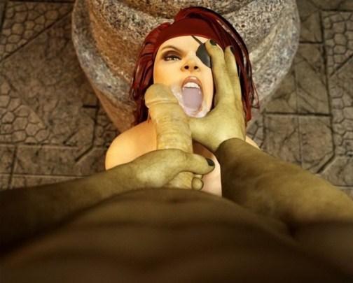 Rune soldier nude hentai