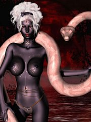 tentacle anime online games