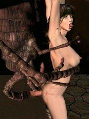 hentai nipple stand