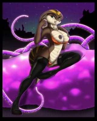 hentai manga tentacle