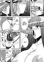 hentai job cum