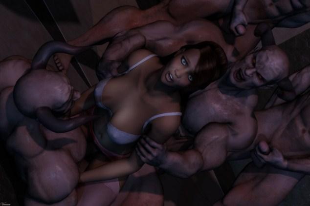 3d aunt porn