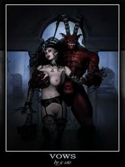 demons fucked hentai