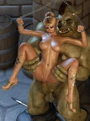3d elf porn